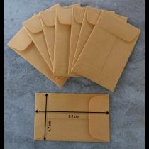 Manila Envelopes (20 Stück) 5,7 cm x 8,9 cm