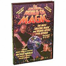 Exciting World of Magic, Michael Ammar