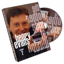The Other Side Of Illusion by Henry Evans Volume 2 (DVD)