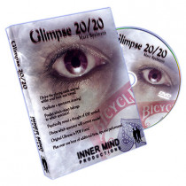 Glimpse 20 20 by Marc Spelmann (DVD)