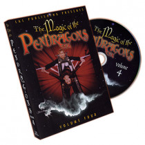 Magic of the Pendragons Vol 4