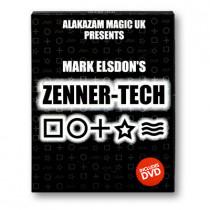 Zenner-Tech 2.0 (w/DVD) by Mark Elsdon