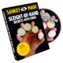 Sleight Of Hand With Coins by Jay Sankey