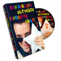 Ultimate Impromptu Magic Vol 2 by Dan Harlan