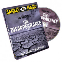 The Disappearance by Jay Sankey