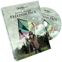 Paul Harris Presents Justin Miller's Freedom Pack