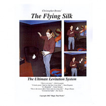 Flying Silk by Christopher Brent