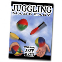 Juggling Made Easy  (DVD)