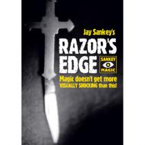 Razor's Edge by Jay Sankey (Euro)