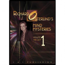 Mind Mysteries DVD by R. Osterlind Vol 1