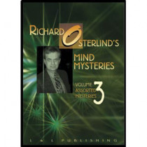 Mind Mysteries DVD by R. Osterlind Vol 3