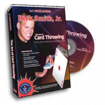 The Art of Card Throwing with Rick Smith, Jr.