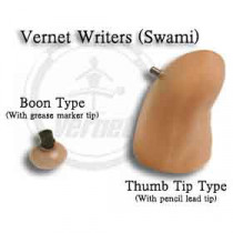 Swami Writer - Thumb tip -  4 mm grease marker