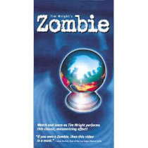 Zombie  by Tim Wright (DVD)