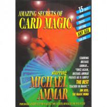 Amazing Secrets of Card Magic DVD by Michael Ammar