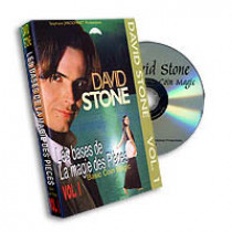 Basic Coin Magic vol.1 by David Stone