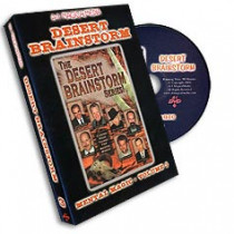 Desert Brainstorm from A-1 Magical Media Vol 1 (DVD)
