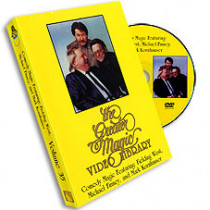 Comedy Magic DVD from The Greater Magic Library