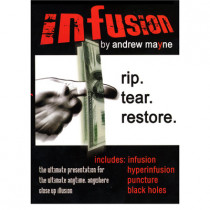 Infusion Andrew Mayne DVD