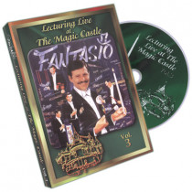 Fantasio Lecturing Live At The Magic Castle Vol. 3