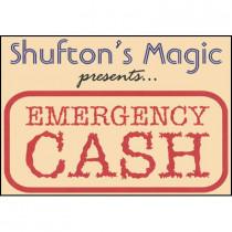 Emergency Cash by Steve Shufton