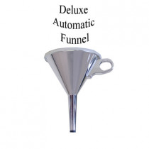 Automatic Funnel - Deluxe Chrome Plated