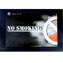 No Smoking by Magic Action