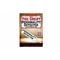 The Great Personality Detector Paddle by MagicWorld and Ian White