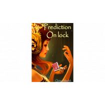 Prediction On Lock - Red by Quique Marduk
