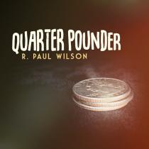 Quarter Pounder by R. Paul Wilson (US Quarter)