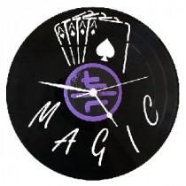 Record Magic Clock