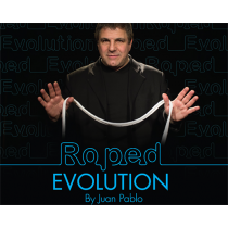 Roped Evolution (Gimmick, DVD and Prop) by Juan Pablo
