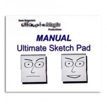 Manual Ultimate Sketch Pad by Sean Bogunia