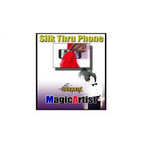 Silk Thru Phone by Jeimin Lee
