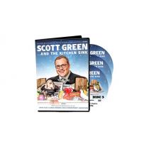 Scott Green... And The Kitchen Sink by Scott Green - 3er-DVD-Set