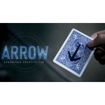 Arrow (DVD and Gimmick) by SansMinds - DVD