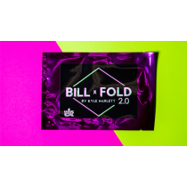 BILLFOLD 2.0 (Pre-made Gimmicks and Online Instructions) by Kyle Marlett