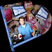 Burner (gimmicks & DVD) by Christopher Köhlers Burner