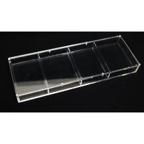 Carat X4 (Holds 4 Decks) - Kartenbox