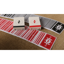 Limited Edition Wings V2 Marked Playing Cards (Red/Bridge Size)