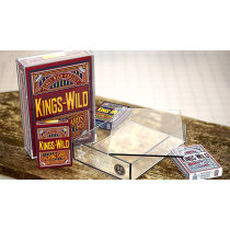 Kings Wild Americanas JUMBO Carat Case ONLY for Collectors Set Edition by Jackson Robinson
