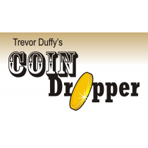 Trevor Duffy's Coin Dropper RIGHT HANDED (Whole Dollar) by Trevor Duffy