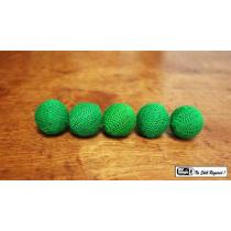 """Crochet 5 Ball Set 1"""""""
