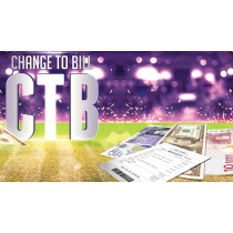 CTB (Gimmicks and Online Instructions)  by Alexander