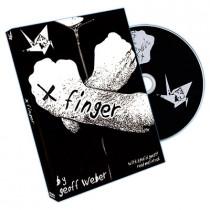 X Finger by Geoff Weber- DVD