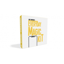 EVERYDAY MAGIC KIT (Gimmicks and online Instructions) by Julio Montoro
