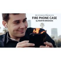 Fire Phone Case (Bigger) by Martin Braessas