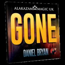 Gone (Blue) by Daniel Bryan and Alakazam Magic