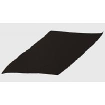 Diamond Cut Silk 18 inch (Black) by Magic By Gosh - Seidentuch