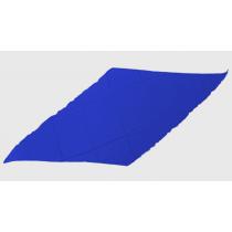Diamond Cut Silk 18 inch (Blue) by Magic By Gosh - Seidentuch
